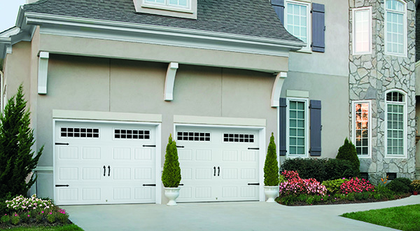 Carriage House Designer's Choice Style Garage Door