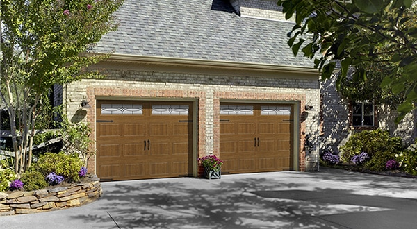 Two Garage Door Home