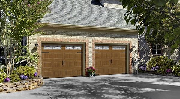 Two Garage Door Home