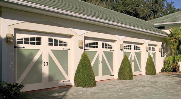 Lowry Garage Door Style