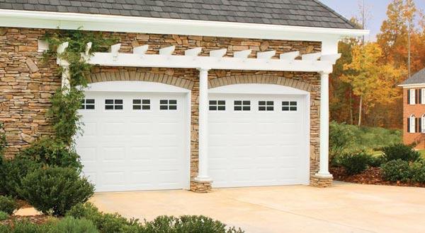 Stratford Garage Door Style