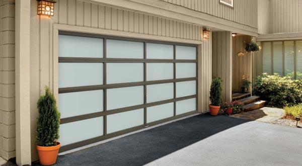 Honeysuckle Garage Door Style