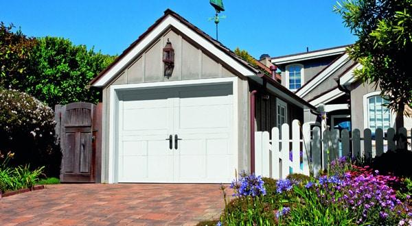 Carriage Court Style Garage Door