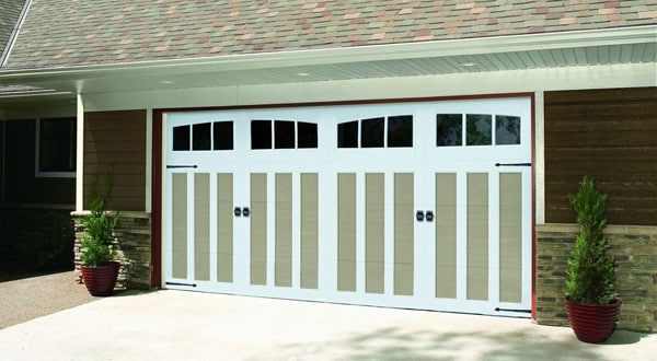 Carriage House Carriage Court Style Garage Door