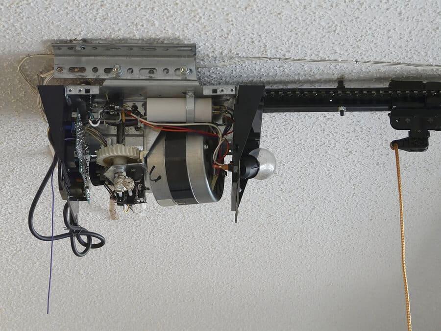 Garage Door Motors Replacement Amp Repair Precision Las