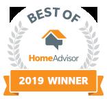 Home Advisor Best of 2019 Winner