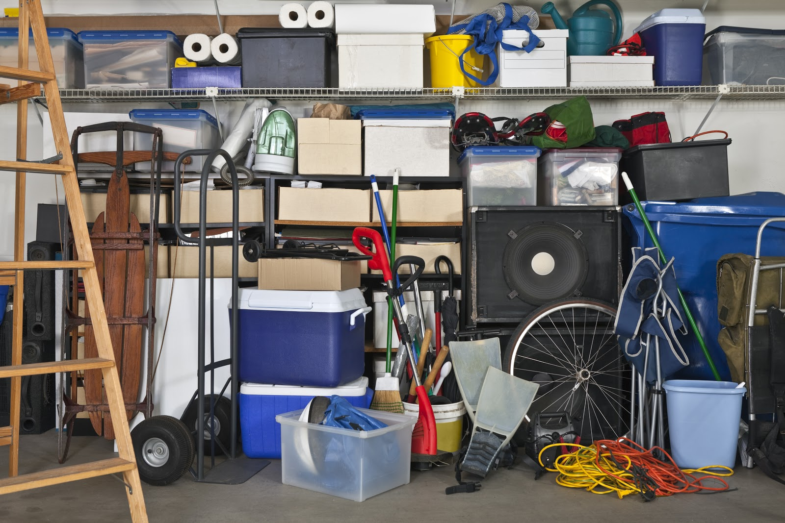 And there you have it! Outfitted with this guide and a large dose of motivation, you should have an organized garage in no time. Don't be afraid to ask for help. Assign simple tasks to people in the family and make it a group task, or invite friends over to offer a helping hand. And remember to utilize your garage storage space appropriately so things don't get out of hand again. You can do it!
