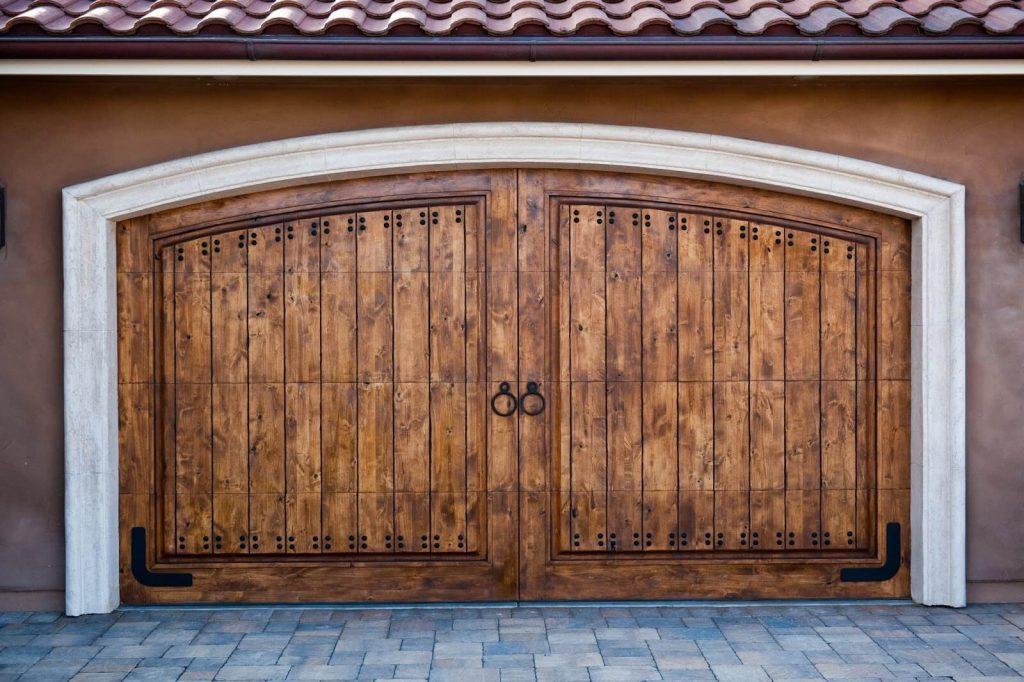 Carriage-Garage-Door-Wooden
