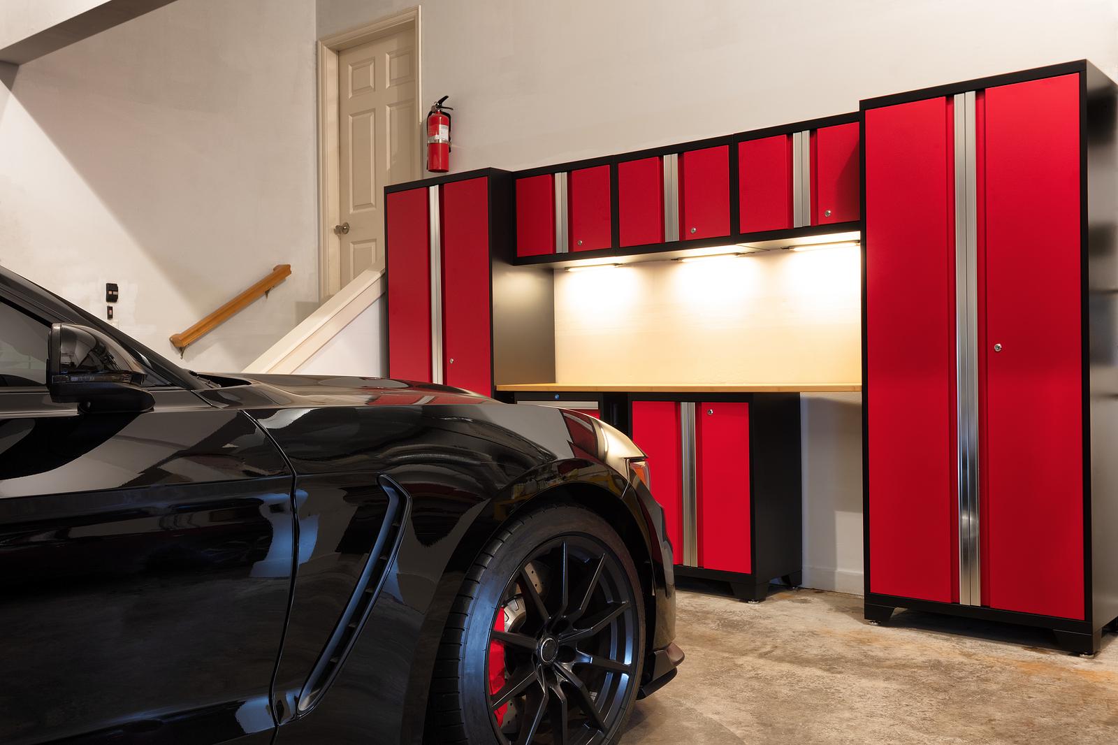 Organize Garage Ideas